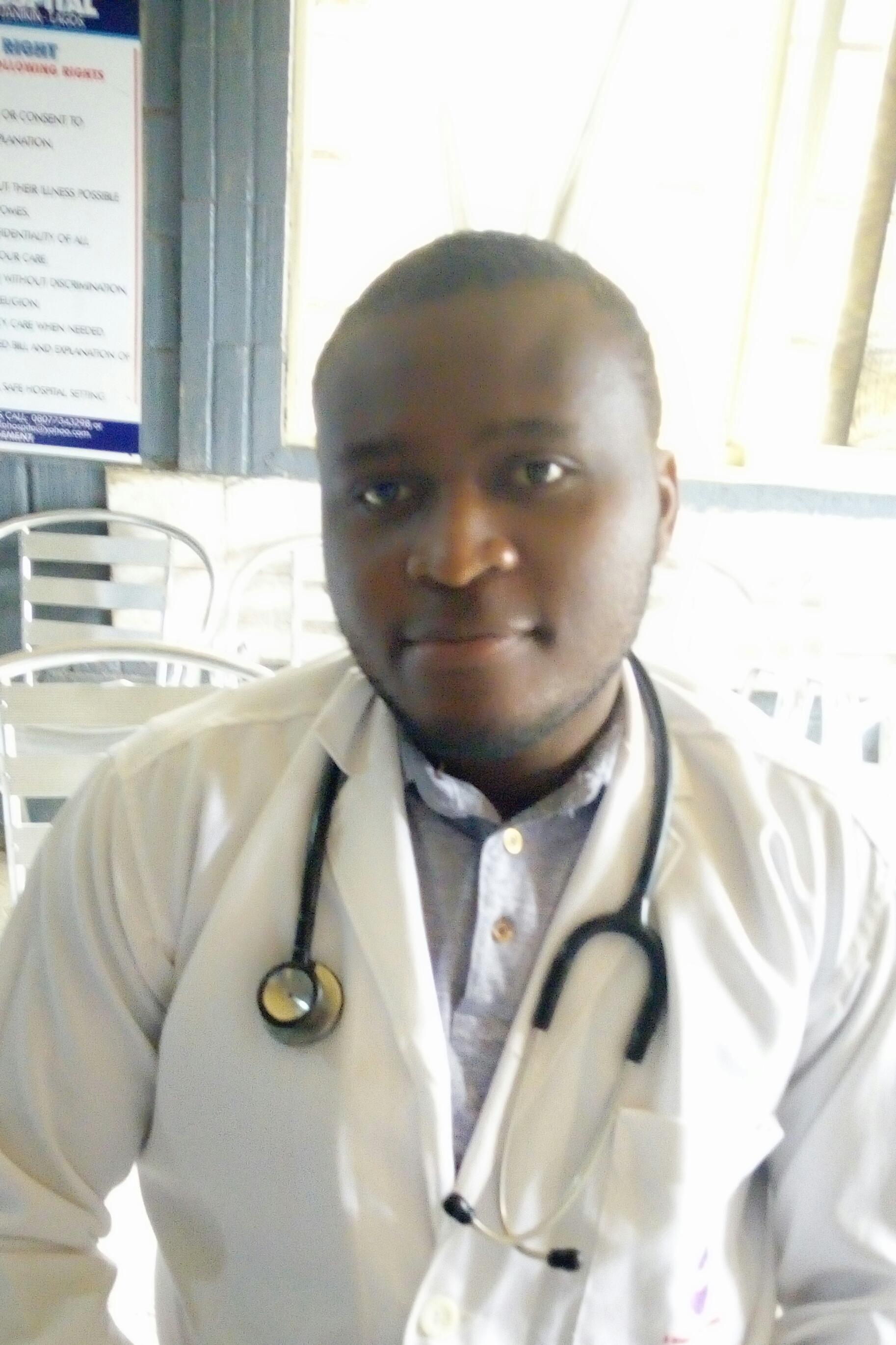 Dr. Ohams Henry