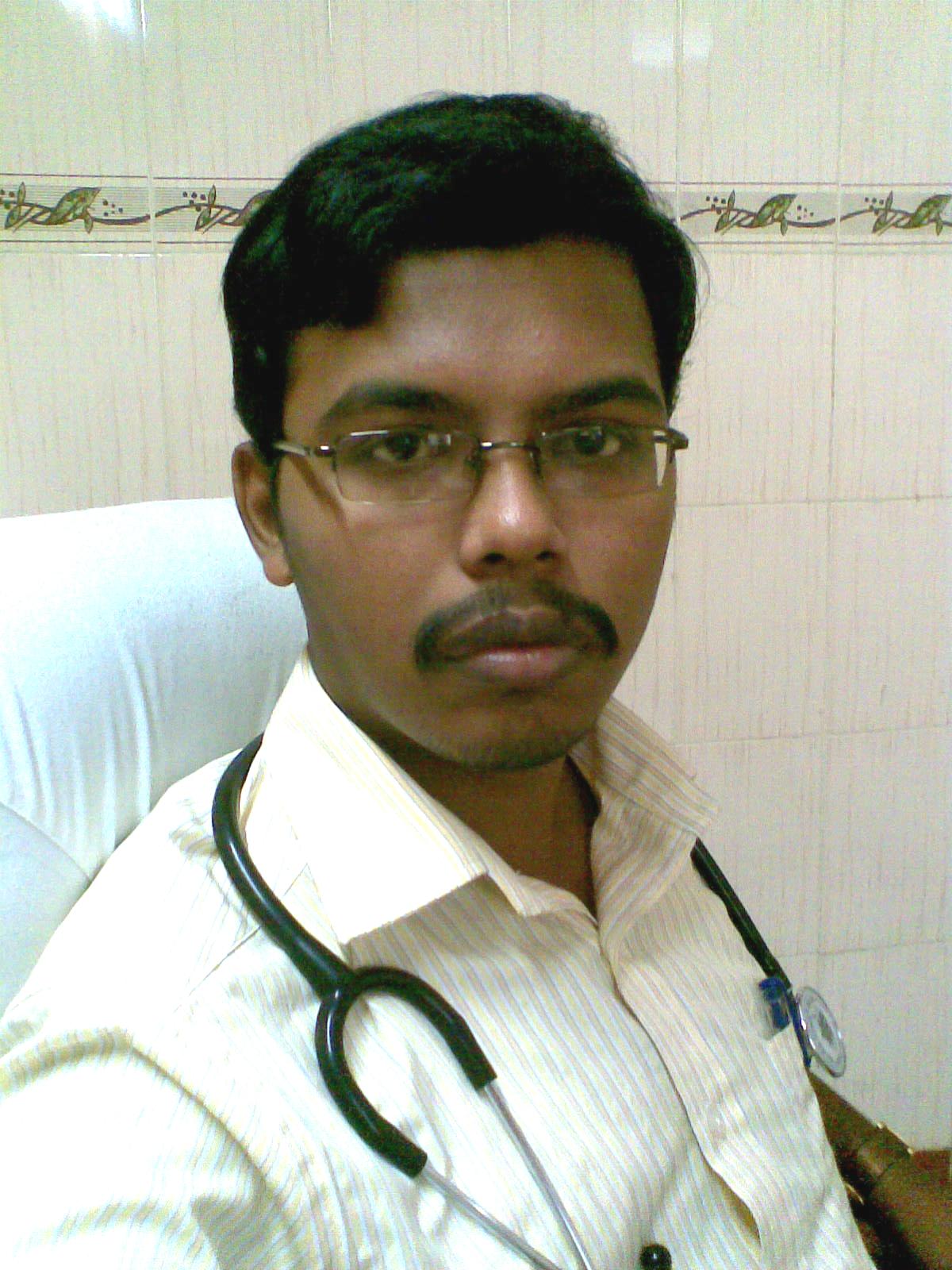 Dr. Rubesh S