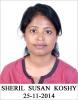 Dr. Sheril Susan Koshy