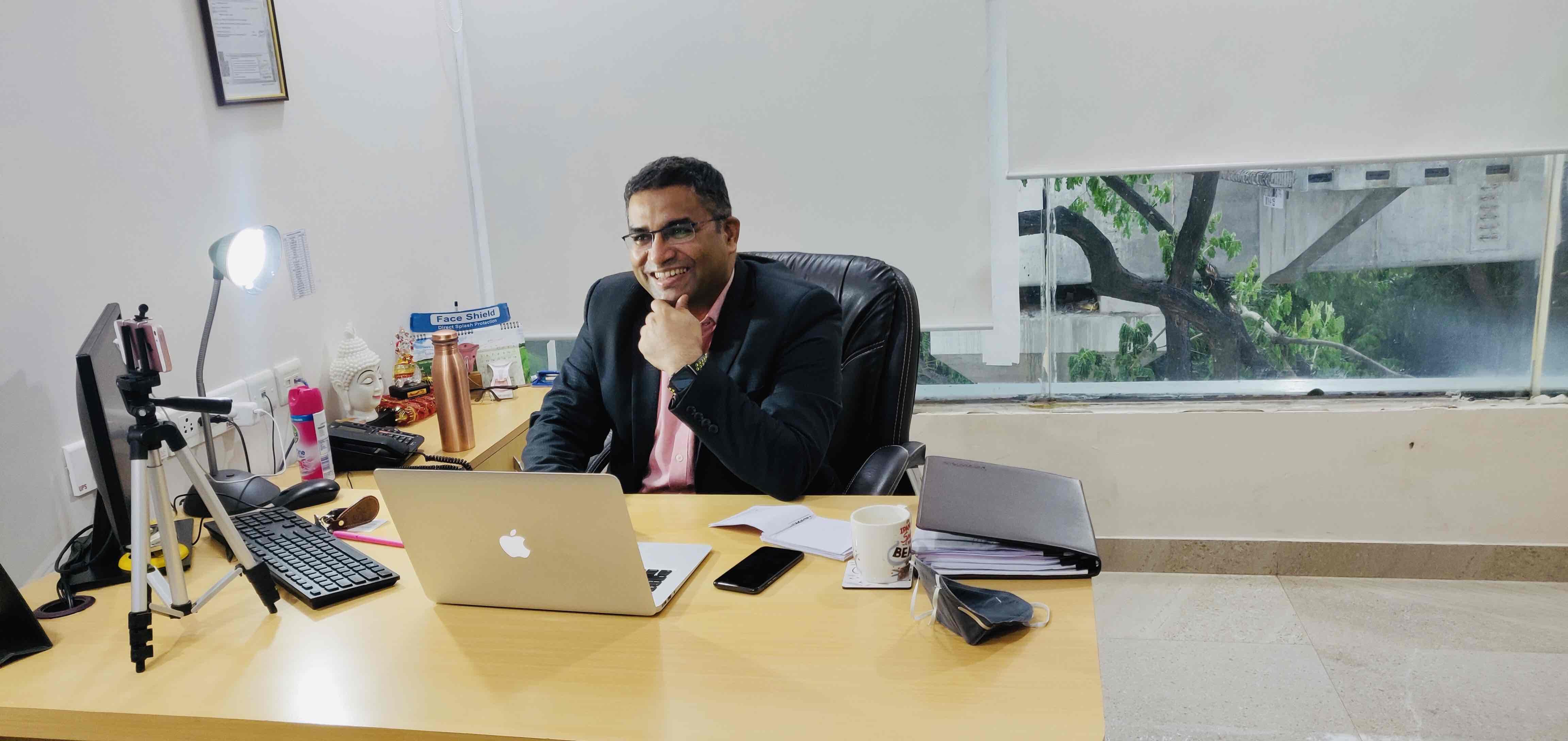 Dr. Shyam N Gupta