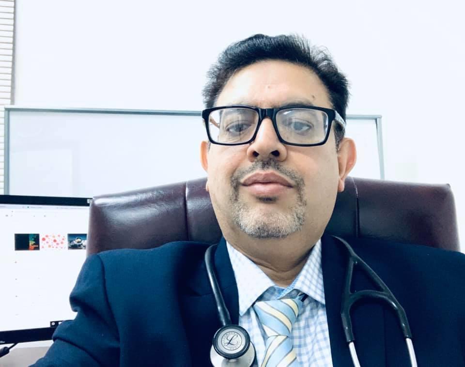 Dr. Zulfiqar Ahmed