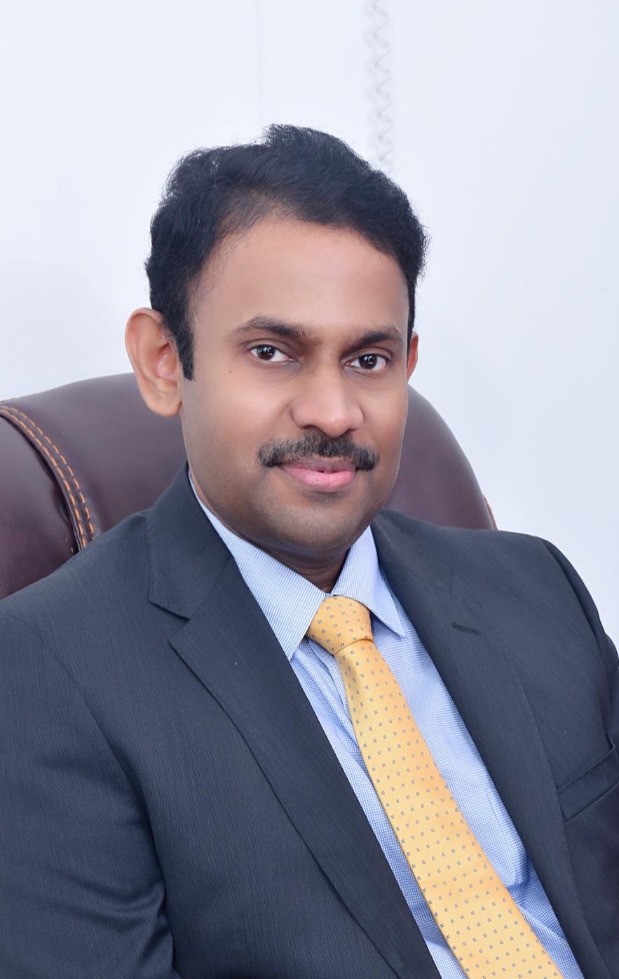Dr. Karthic Babu Natarajan