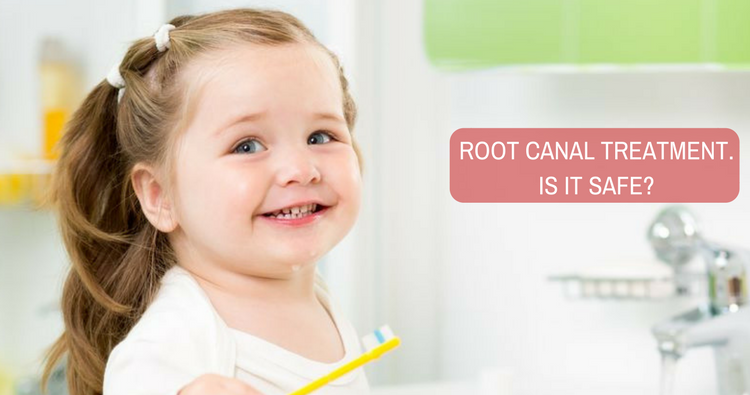2.5 years old baby has problem in four teeth. Doctors suggesting for root canal treatment(RCT). Is it safe?