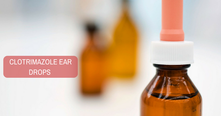 Can I get Clotrimazole ear drops without alcohol?