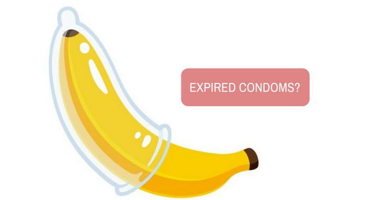 Can I use expired condoms?