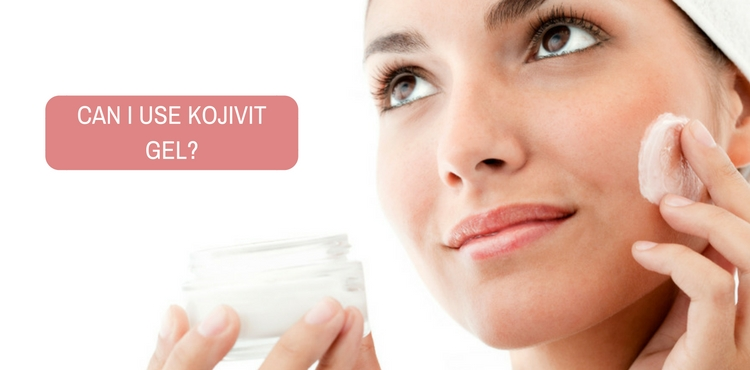 Can I use Kojivit gel to get fair skin?