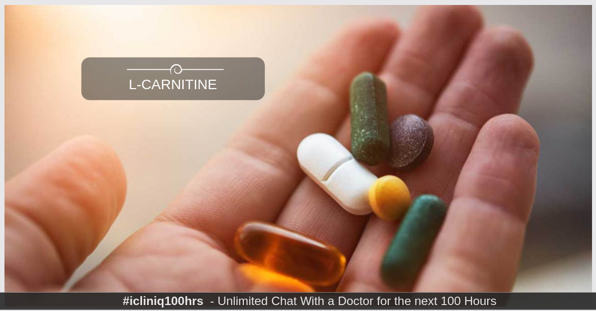 Can I use L-Carnitine to reduce weight?