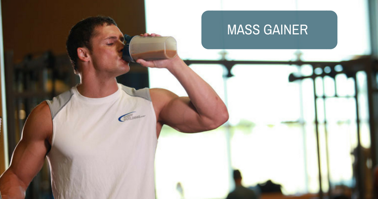 Can I use muscle mass gainer to gain weight?