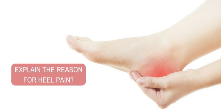 Can you read my MRI and explain the reason for heel pain?