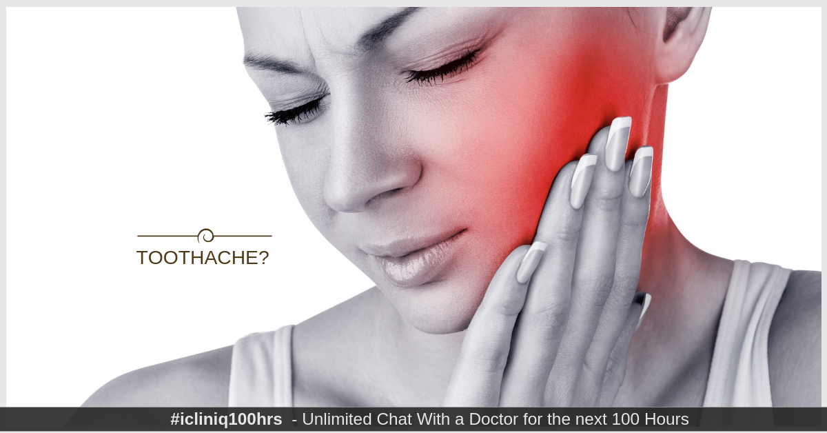 How can I treat toothache?