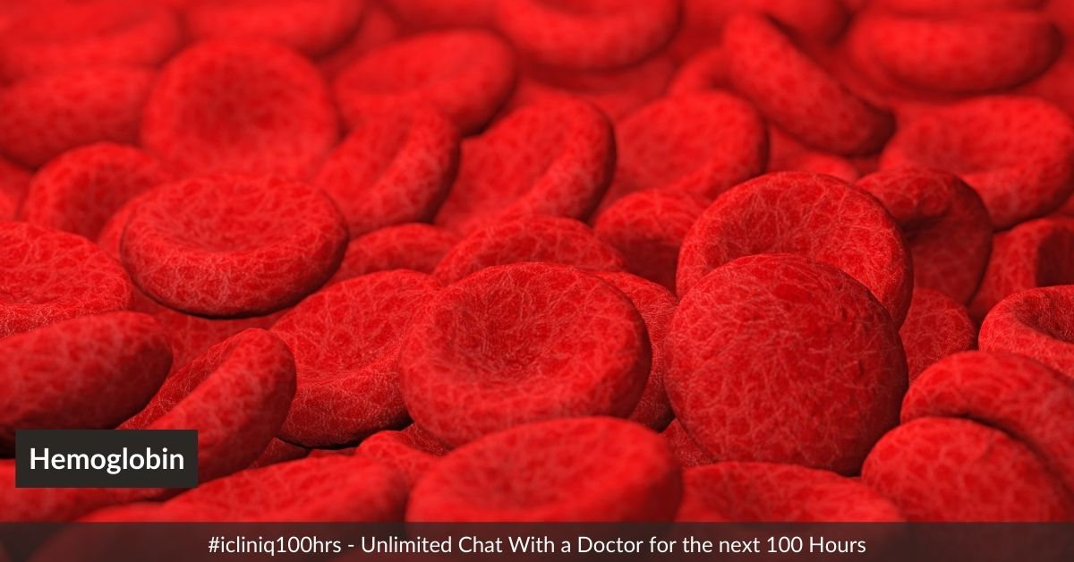 How long does it take for hemoglobin to improve after blood transfusion?