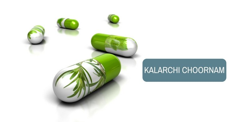 How to consume Kalarchi Choornam to get rid of multiple ovarian cysts?