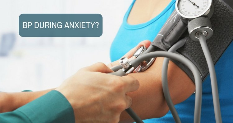 How to control the rise of BP during anxiety? Is tablet Concor advisable?