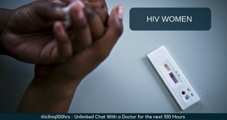 I am a HIV negative man married to a HIV positive woman. We would like to have a child. Please advice.