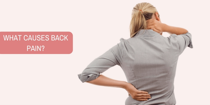 I am having back pain, but nothing wrong with my bones. Kindly help me.