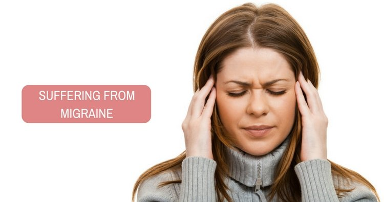 I am suffering from Migraine for the last 15 years. There is throbbing pain is on the one corner of the head