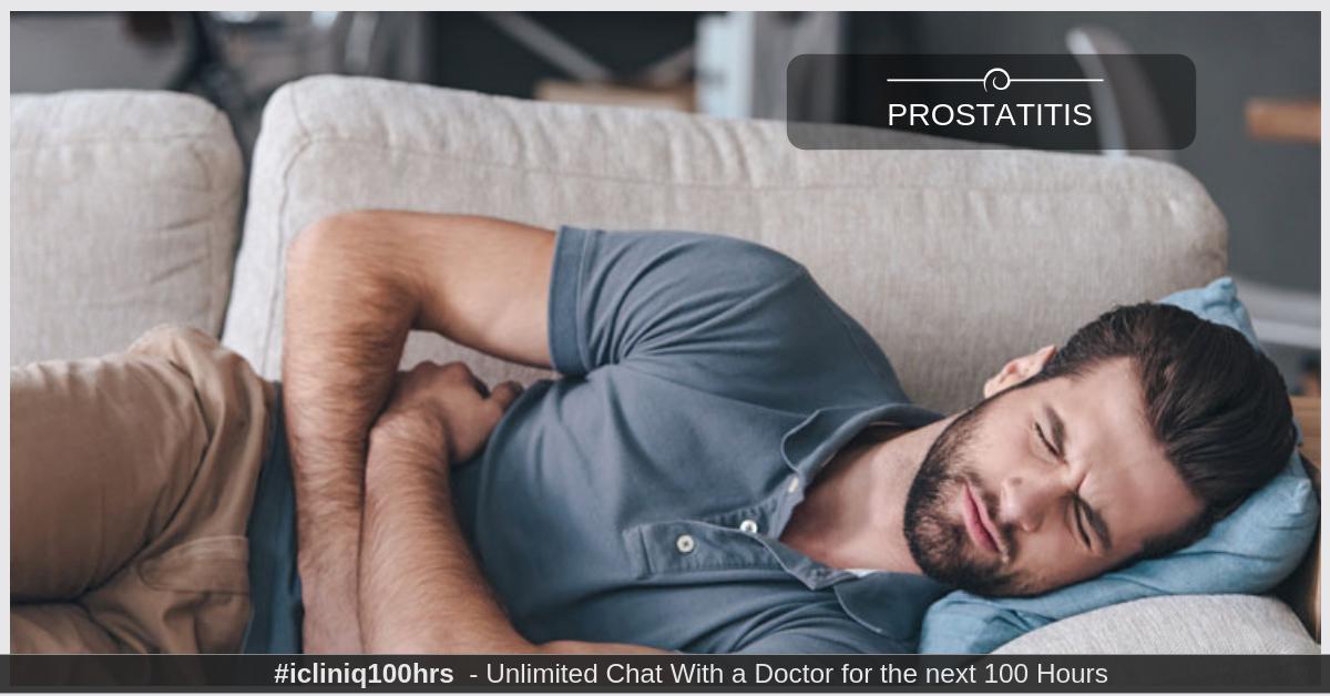 Tavanik 10 nap prosztatitis