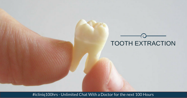 I got my horizontally impacted tooth extracted. How long will it take to heal?