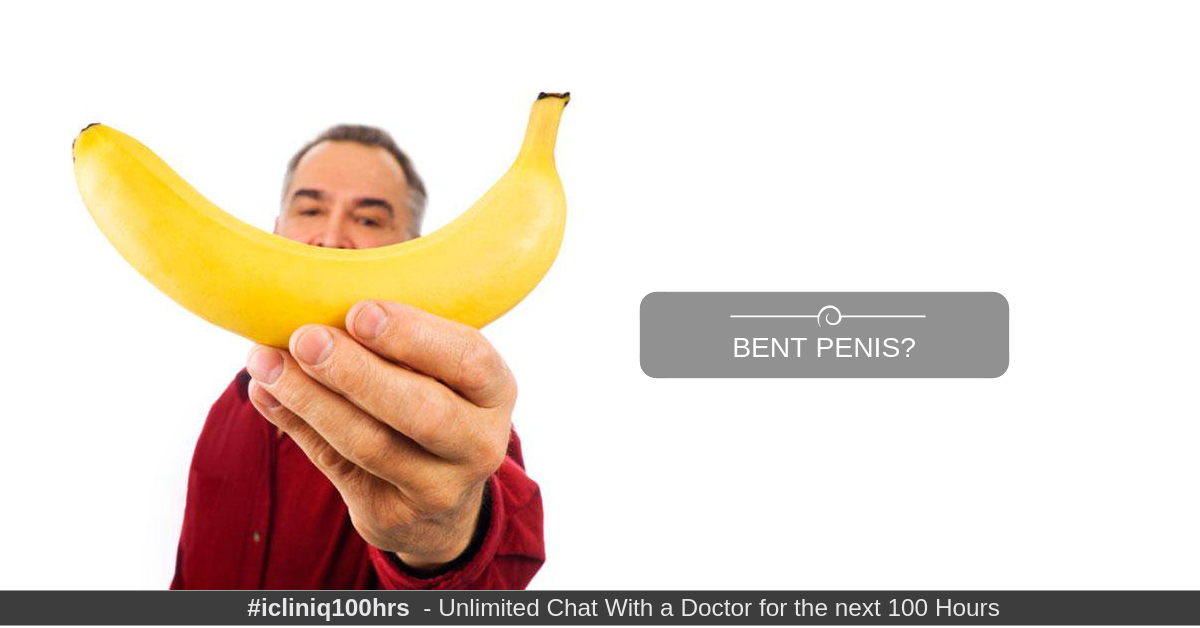 Is bent penis a normal variation?
