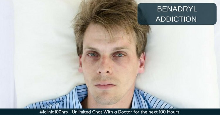 Is it tough to overcome Benadryl addiction and get a sound sleep?