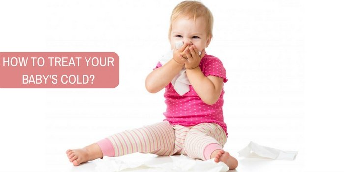 Shall we give Levolin or expectorant syrup to treat our baby's cold and cough?