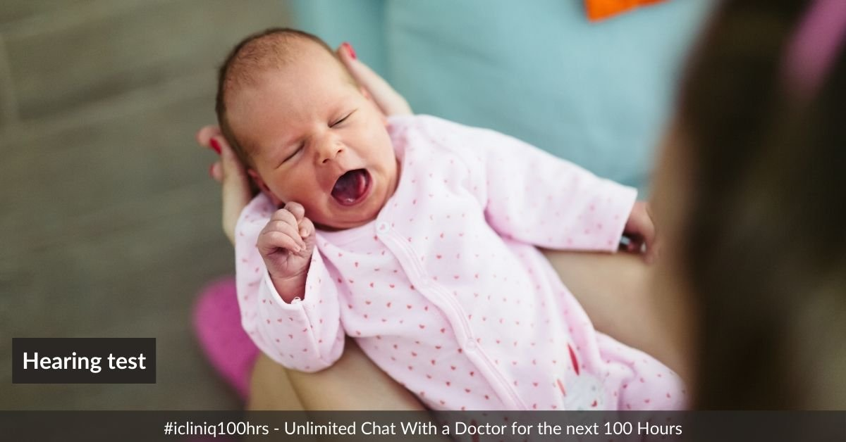 My premature baby has failed his hearing test. What to do next?