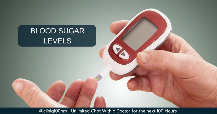 how do i lower my blood sugar
