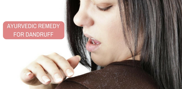 Please suggest some ayurvedic remedy for dandruff and hair fall.