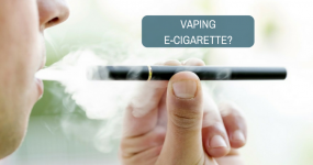 What to do for shortness of breath after vaping e-cigarette?