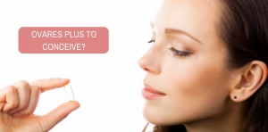 Is it fine to take Ovares Plus to conceive?