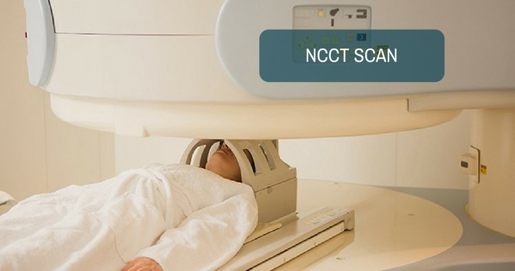 What is NCCT scan?