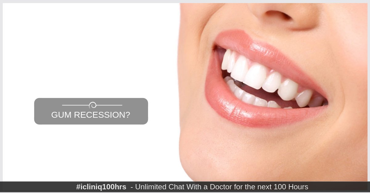 What is the best treatment available for gum recession?