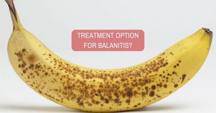 What is the best treatment option for balanitis?